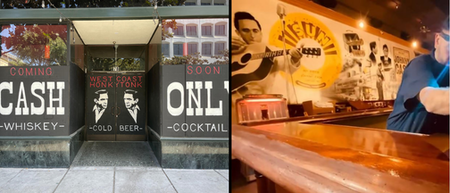 New, honkytonk-style dive bar now serving in Silicon Valley
