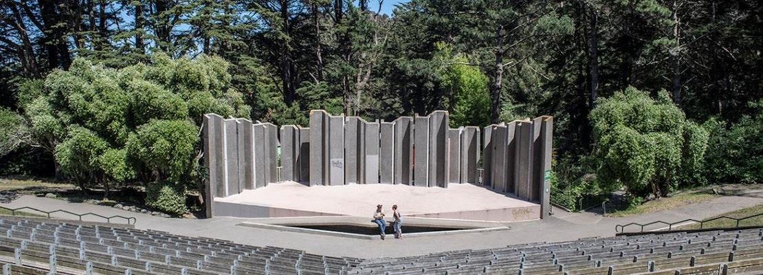 McLaren Park's Jerry Garcia Amphitheater reopens after $1.5 million renovation