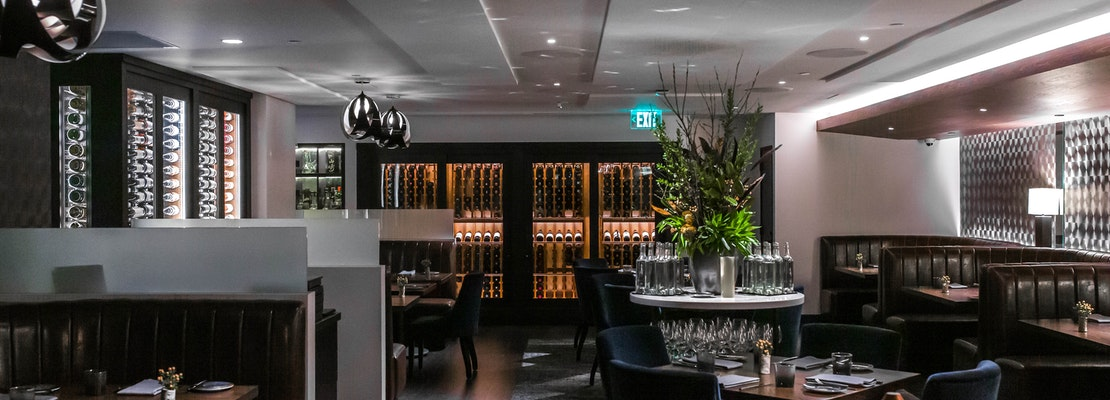 The Vault Steakhouse opens in FiDi, pivoting from The Vault, on October 1