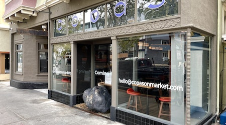 Spanish/Mexican-influenced Copas on Market now open in the Castro