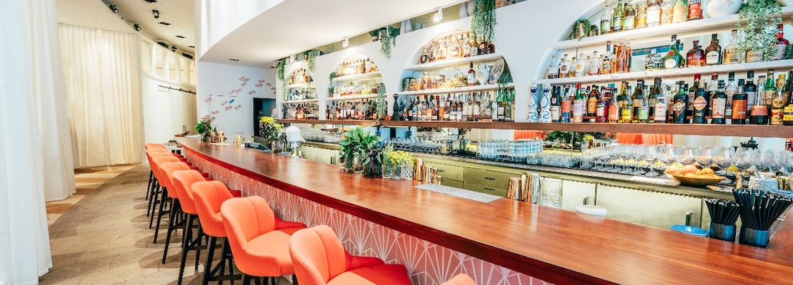 Estiatorio Ornos opens in FiDi, giving San Francisco its first-ever 'fish sommelier'