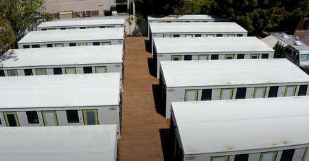 Council member proposes 5,000 prefab tiny homes to help end San Jose's homeless crisis