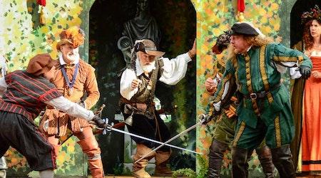 Northern California Renaissance Faire is back, plague or no plague, Sept. 18 to Oct. 24