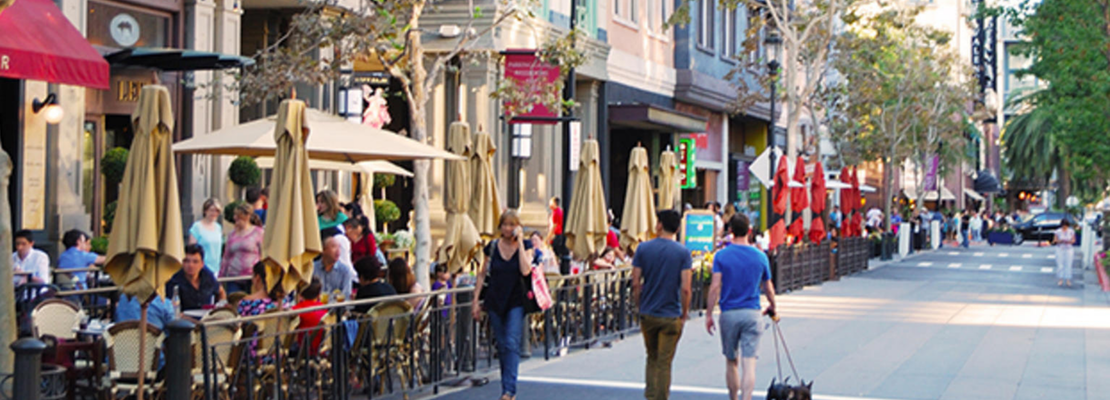 New restaurant opens in San Jose's Santana Row with four other new merchants coming