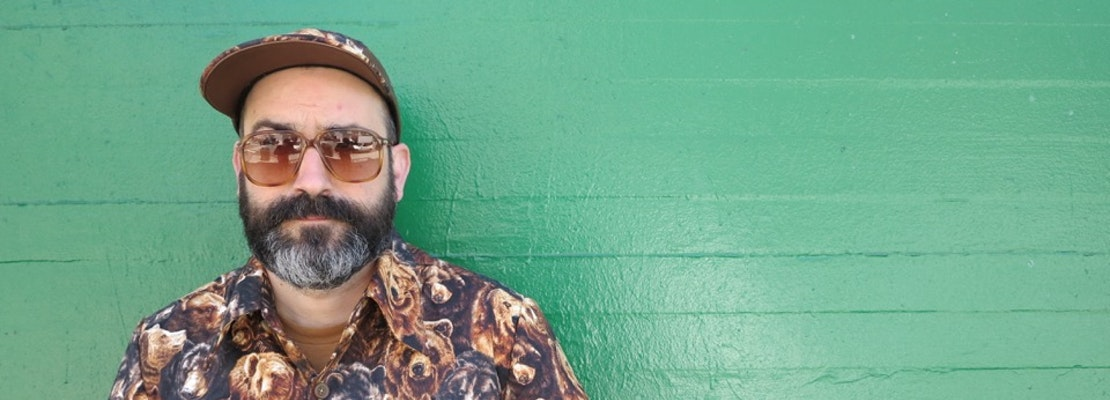 North Beach Artist Jeremy Fish Talks SF History And His New City Hall Project