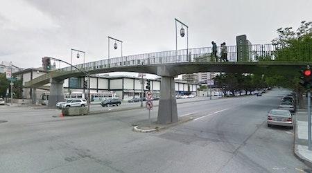 Survey seeks input on new colors for Japantown pedestrian bridge