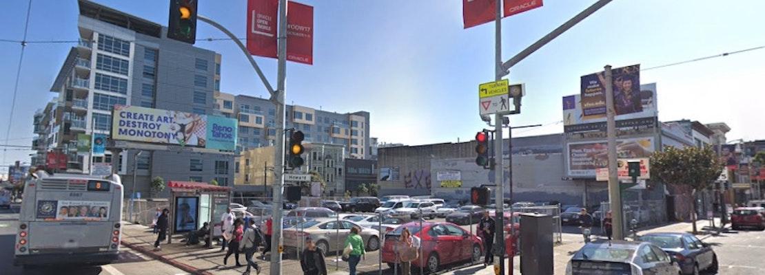 Man stabbed in SoMa parking lot