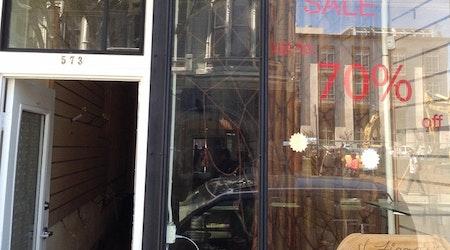 FYI: Fiona's Boutique Closes Up Shop