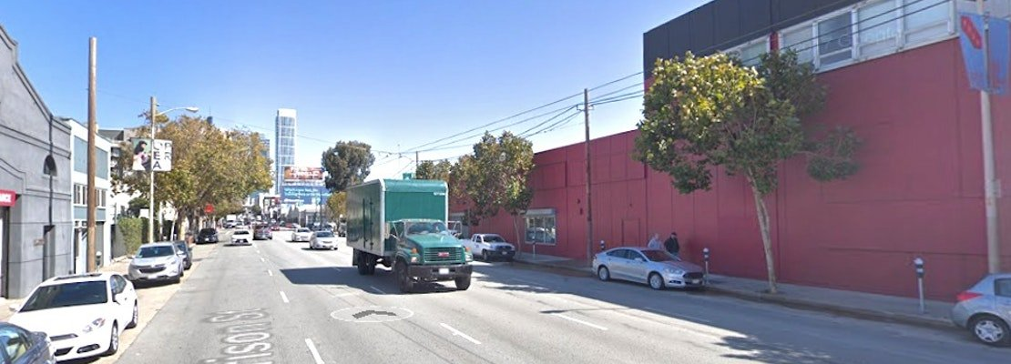 Man wounded in SoMa drive-by shooting