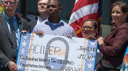 Alameda County deportation defense program funded for another year