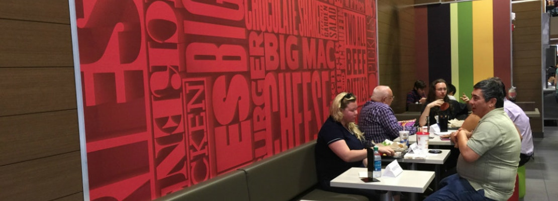 Union Square McDonald's Debuts Customized 'Create Your Taste' Program