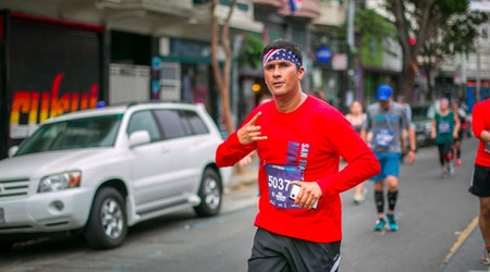 Souls Of The 2015 SF Marathon