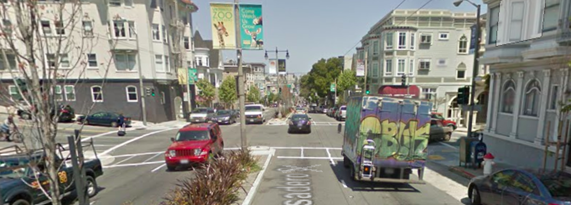 Cyclist In Critical Condition After Collision At Divisadero & Golden Gate