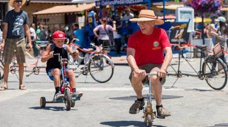 Pedalfest returns to Jack London Square