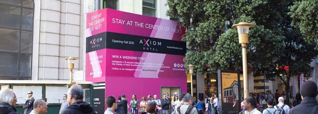 Axiom Hotel Readies For Tech-Friendly Reopening On Powell