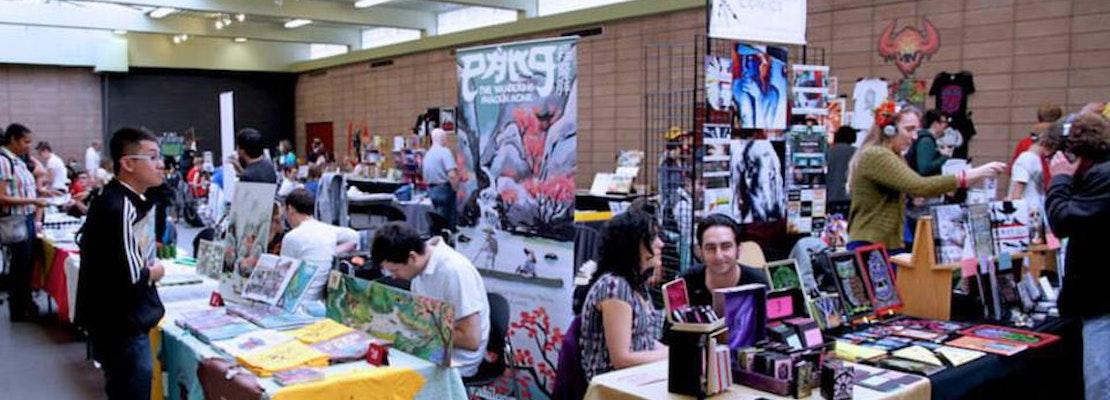 San Francisco Zine Fest Celebrates DIY Art, Alternative Press Tomorrow