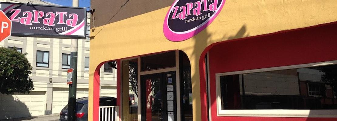 Adios, Zapata! Mexican Restaurant Closing Next Month