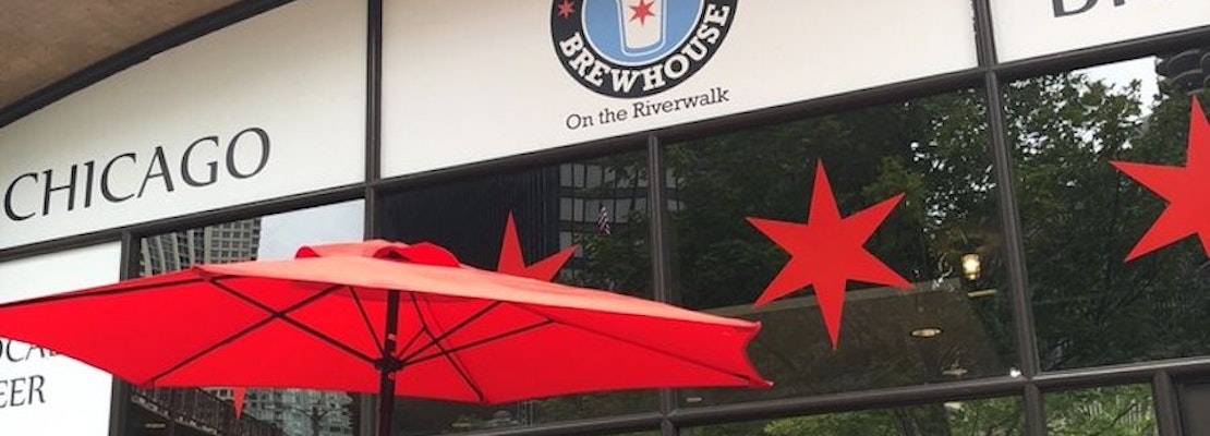 Chicago Brewhouse debuts on the Riverwalk