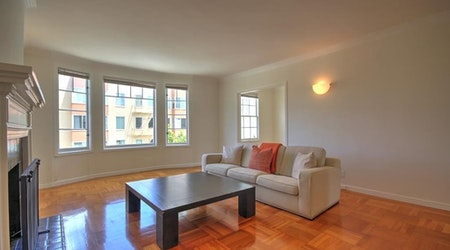 What's the cheapest rental available in Pacific Heights, right now?