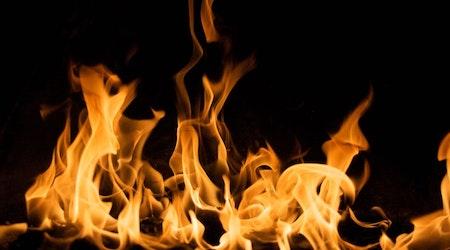 Firefighters battle blaze at Piedmont residence [Updated]