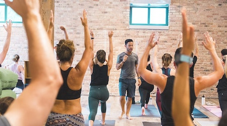 New yoga spot Yoggic now open in Lakeview