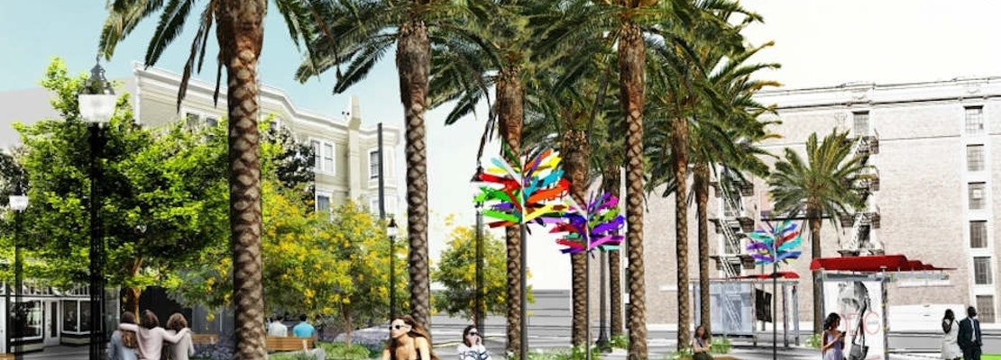 With ribbon cutting ceremony, Masonic corridor and plaza overhaul is complete