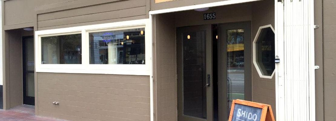 Shido Sushi Bar & Grill Now Open On Market