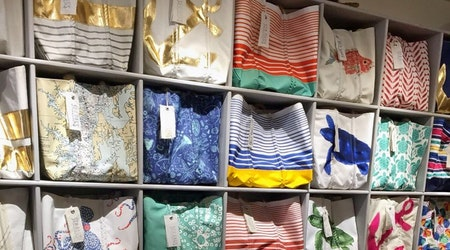 Sea Bags brings totes made from recycled sails to new shop in Annapolis