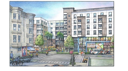 Citing lack of affordable housing, community group opposes proposed Excelsior development