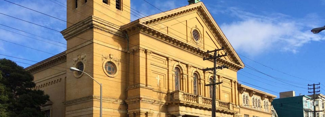 Sacred Heart Church Could Become Home To 9 Residential Units, Commercial Space
