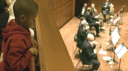SF Symphony's 'Adventures in Music' program celebrates 30th anniversary