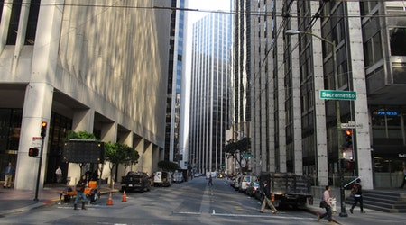 FiDi/North Beach Crime: Robbery at knifepoint, woman shot in car, phone thief punches woman, more
