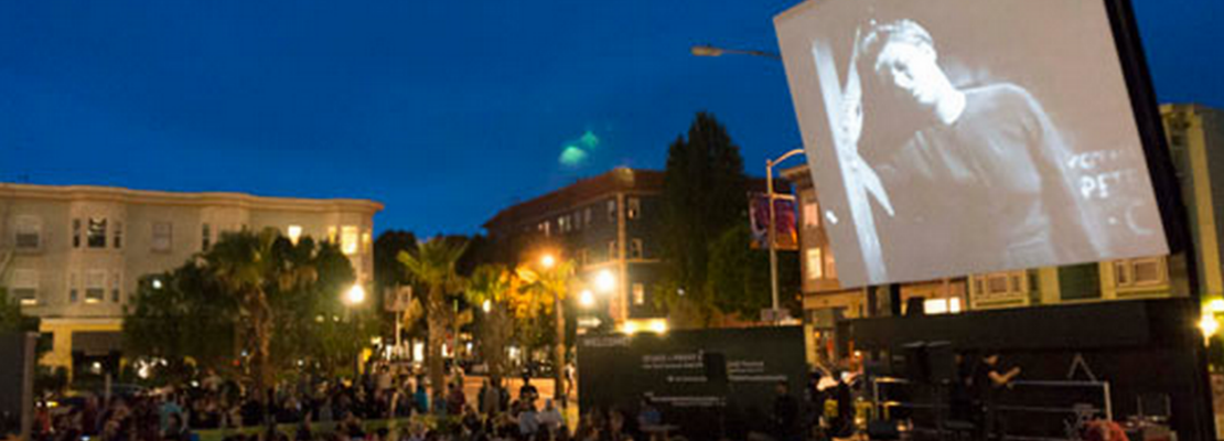 Hayes Valley's PROXY To Host Open-Air 'Fall Film Festival'