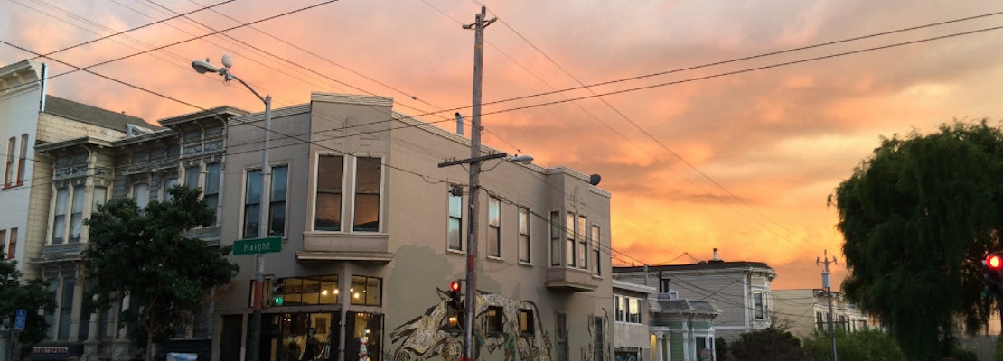 Cyclist Injured In Collision At Haight & Steiner