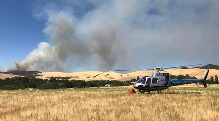 With California fires raging, agency takes action to prevent a blaze in the East Bay hills