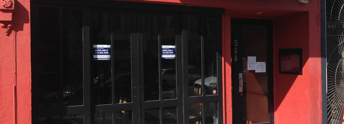Dante's Table Ownership Served Eviction Notice At 544 Castro