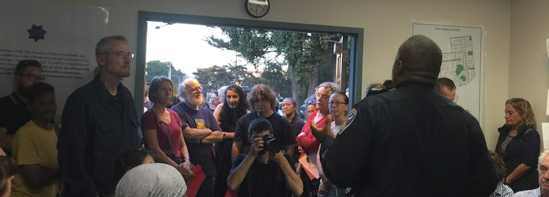 Upper Haight Quality Of Life Issues Dominate Marathon Park District Meeting