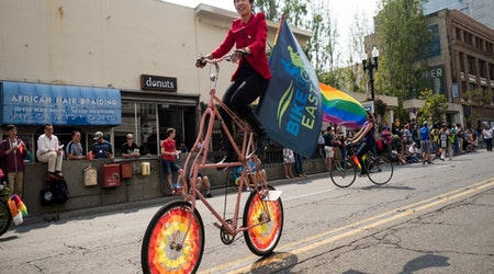 Pride parade, celebrations return to Oakland this weekend