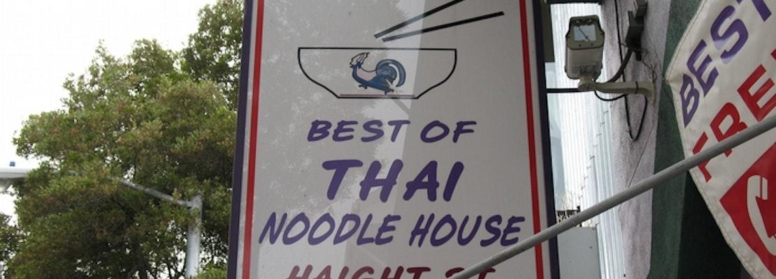 Best Of Thai Noodle Rebranding As 'Hippie Thai Street Food'