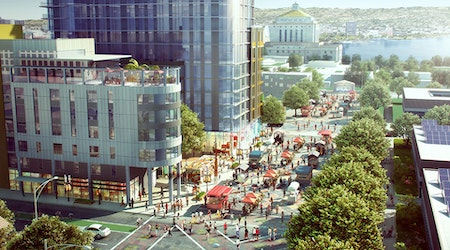 BART seeks to construct massive new mixed-use complex at Lake Merritt station