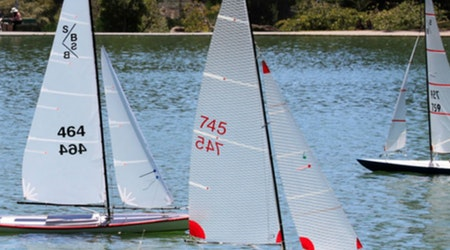 San Francisco's tiniest yacht club celebrates 120 years this weekend