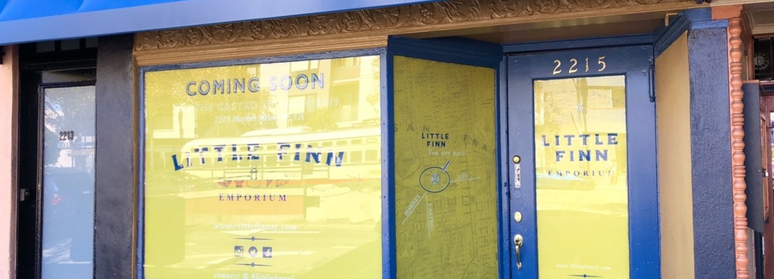 Finn Town spinoff 'Little Finn Emporium' headed to Castro
