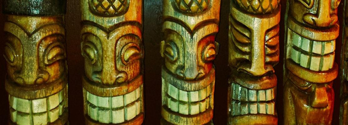 Rickhouse-Adjacent Tiki Bar In The Works
