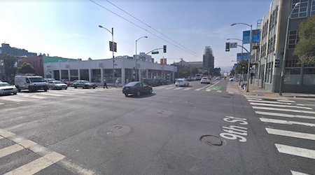 Man killed in hit-and-run collision at 9th & Howard