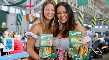 Scenes from 2018's Oktoberfest by the Bay
