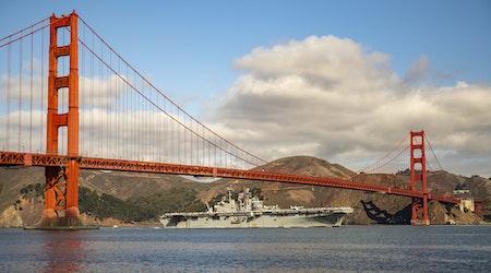 SF Weekend: Fleet Week festivities, Italian Heritage Parade, more