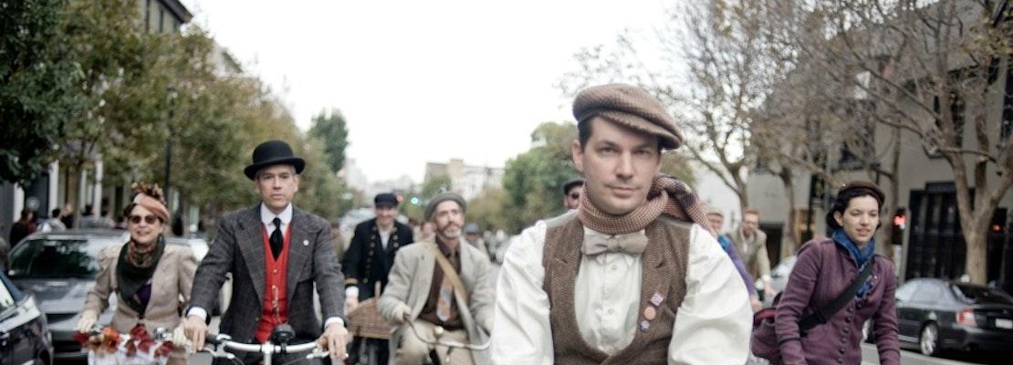 Hayes Valley Week: Free Movie, Tweed Bike Ride, A Juice Fundraiser, More