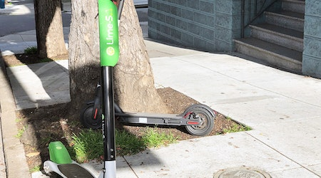 With legalized scooters returning to SF on Monday, rejected company sues to stop launch