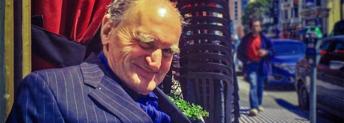 Getting To Know North Beach Fixture Roy Mottini