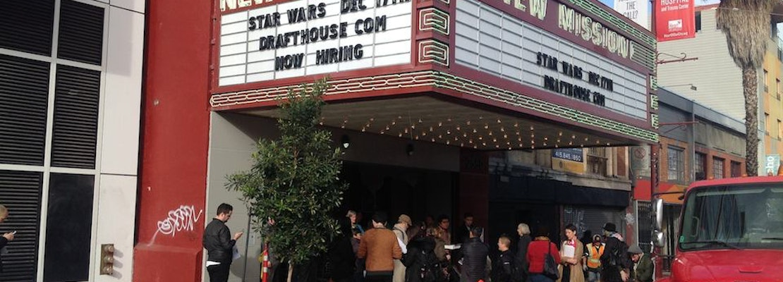 Alamo Drafthouse Opens Thursday; Le Video Rentals To Begin In 2016
